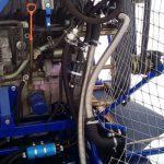 Двигатель аэролодки Нерпа